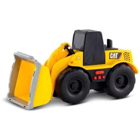 c7e38fbb7 Cat Big Builder Wheel Loader Articulado - DTC | Menor preço com cupom