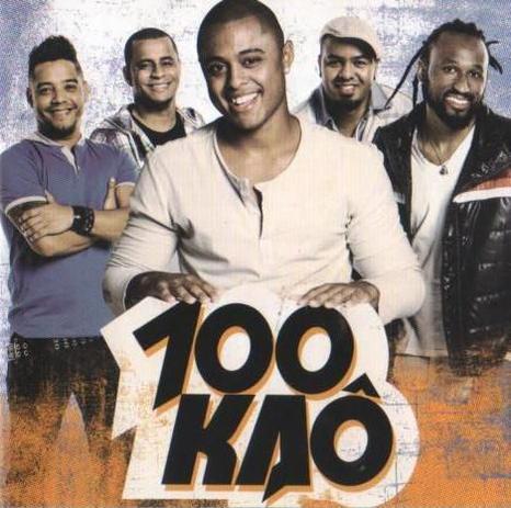 Imagem de CD 100 Kaô
