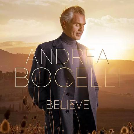 Imagem de CD Andrea Bocelli - Believe  (DELUXE CD)