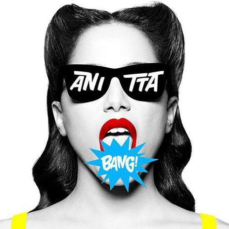 Imagem de CD Anitta Bang!