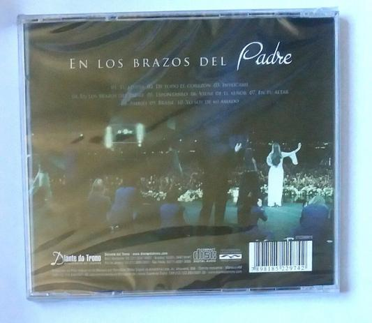 Imagem de CD Delante Del Trono - Em Los Brazos Del Padre