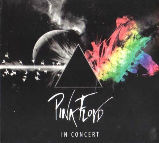 Imagem de CD Digipack Pink Floyd In Concert