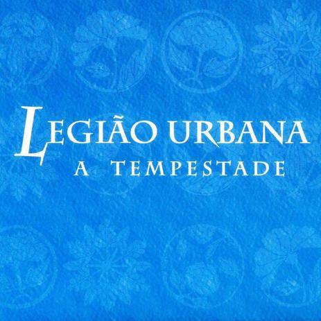 Imagem de CD Legião Urbana - A Tempestade