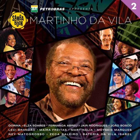 Imagem de CD Martinho Da Vila - SambaBook Volume 2