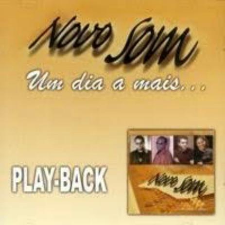 Imagem de CD Novo Som um Dia a Mais (playback)