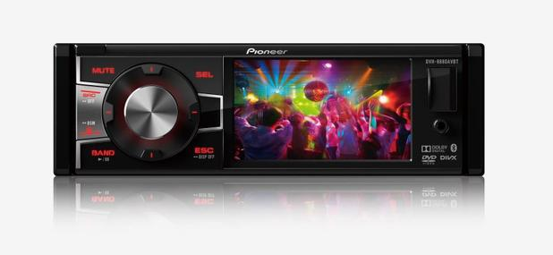 Imagem de CD Player automotivo Pioneer DEH8780BT