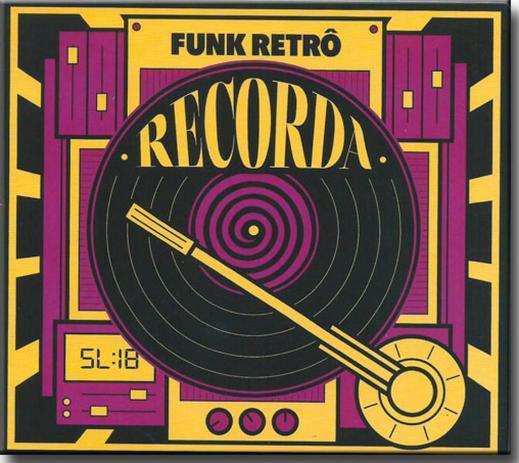 Imagem de Cd Recorda - Funk Retrô