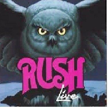 Imagem de CD Rush - Live