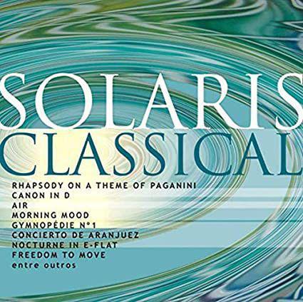 Imagem de Cd solaris classical