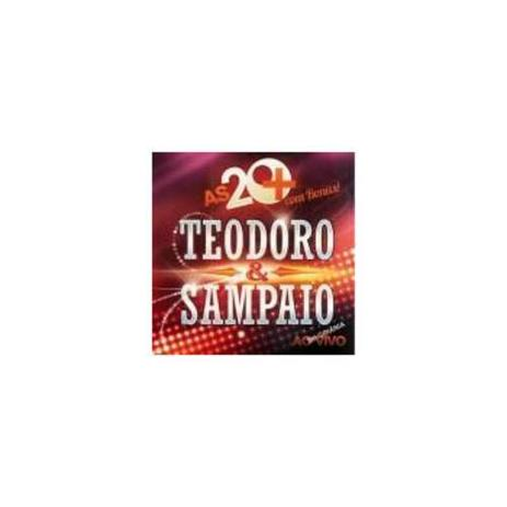 Imagem de CD Teodoro e Sampaio - As 20+