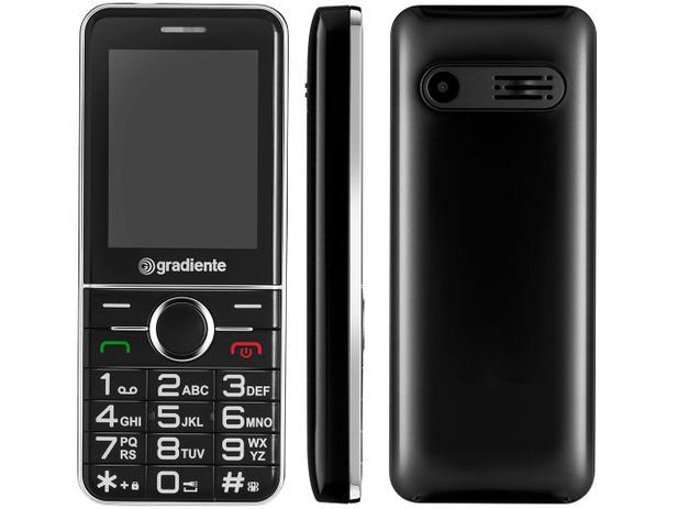 Imagem de Celular Gradiente Vibe GFP205 Dual Chip MP3