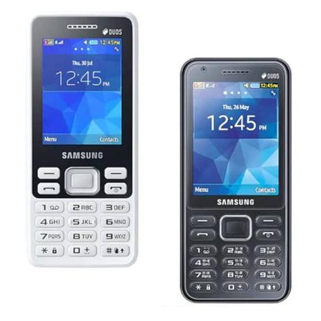 Imagem de Celular Para Idosos Samsung Sm-b350e Bluetooth Camera Bateria de 1200 mAh