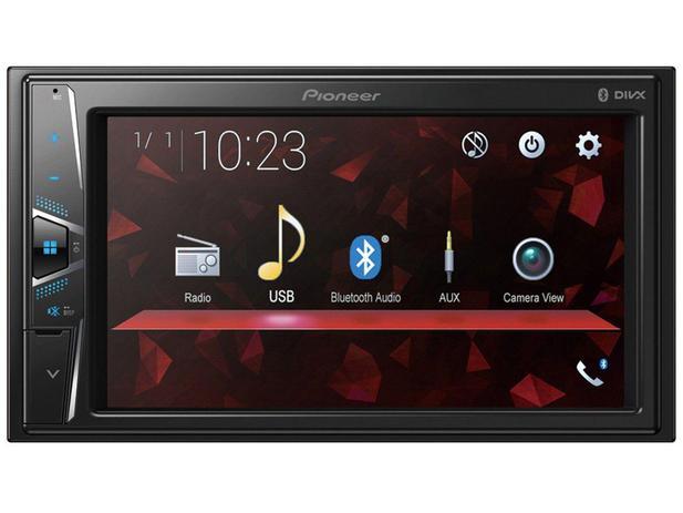 "Imagem de Central Multimídia Pioneer DMH-G228BT Bluetooth  - Touch 6,2"" USB Auxiliar Câmera de Ré"