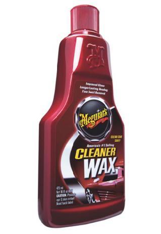 Imagem de Cera cleaner wax liquida a1216 meguiars 473ml