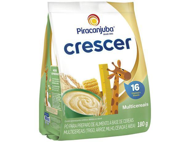 Imagem de Cereal Matinal Infantil Integral Crescer