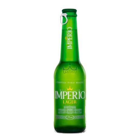 8d5420ef066a7 Cerveja Imperio Lager Puro Malte 275ml - Cervejaria cidade imperial ...