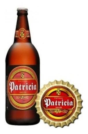 Imagem de Cerveja Uruguaia Patrícia Lager 960ml - 01 unidade