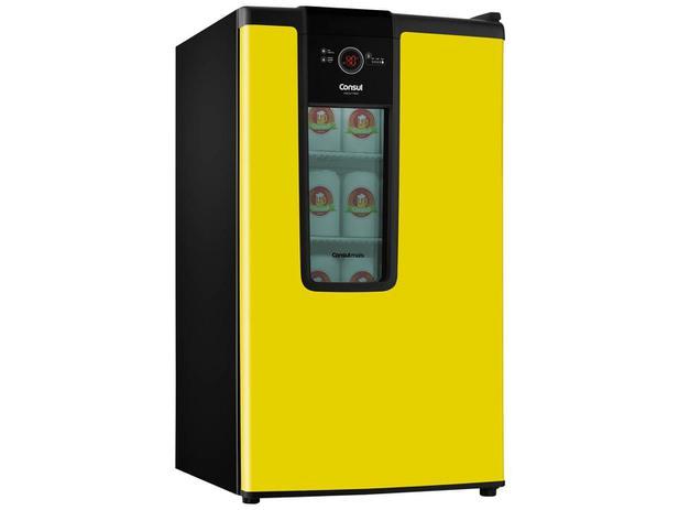 Cervejeira/Expositor/Freezer Vertical Consul - Frost Free Mais CZD12AY 1 Porta Display Digital