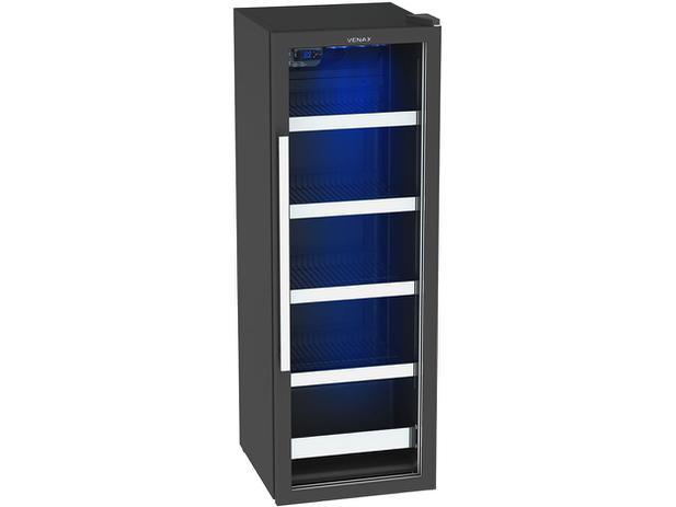 Menor preço em Cervejeira Venax Blue Light Vertical 209L - 1 Porta