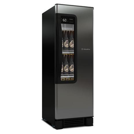 Imagem de Cervejeira Vertical Metalfrio Beer Maxx 250 Porta Glass Viewer 211L VN25TP 110V 110V