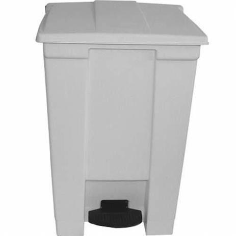 Imagem de Cesto de lixo com pedal 60 litros cinza