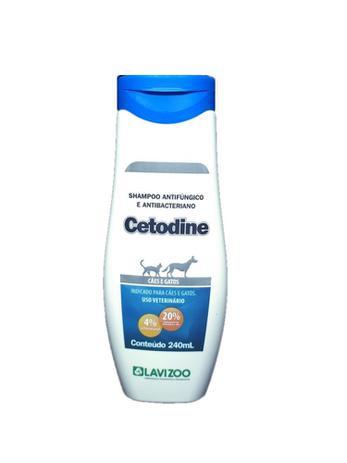 Imagem de Cetodine 240 ml Shampoo antibactericida cães e gatos