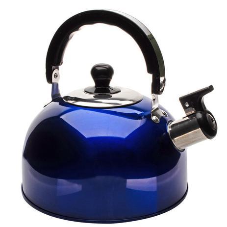 Imagem de Chaleira Basic Color em aço Inox 2 litros  Ke Home 3889-1