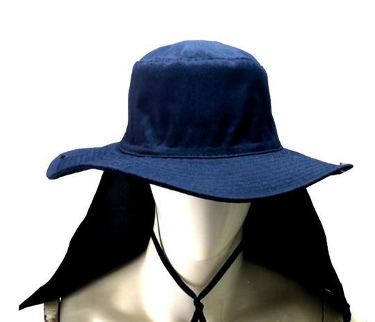 Chapéu Australiano C  Proteção de Nuca - Suporte gpf - Acessórios de ... c5e8537f640