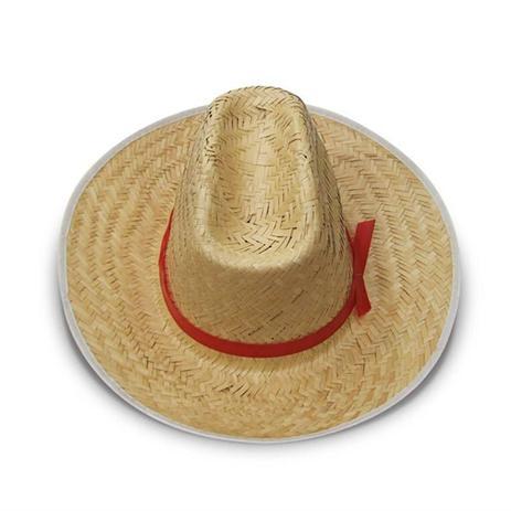 Chapéu Caipira de Palha Tropeiro - Festabox - Chapéu Caipira ... 8cd02d173ca
