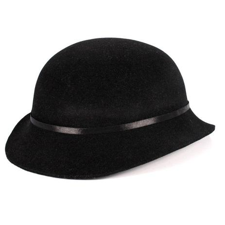 Chapéu Chaplin Preto - Aluá festas - Óculos 379b9a68062