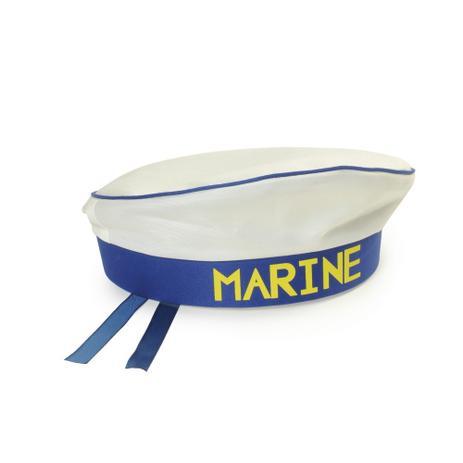 Chapéu Marinheiro Marujo Acessório Carnaval Fantasia - Cromus ... 79038857a69