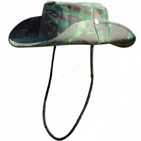 Chapeu Pescador Camuflado Tipo Australiano Mandiali - Boné e Chapéu ... 61bbe4a70e