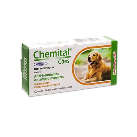 Imagem de Chemital para Cães Chemitec