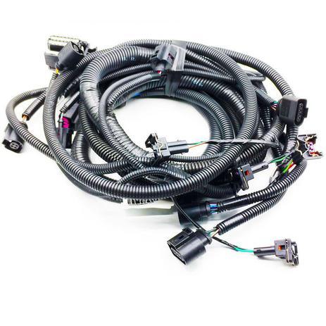 Imagem de Chicote Completo Injeção Eletrônica Kombi 1.4 Flex 2007 até 2013
