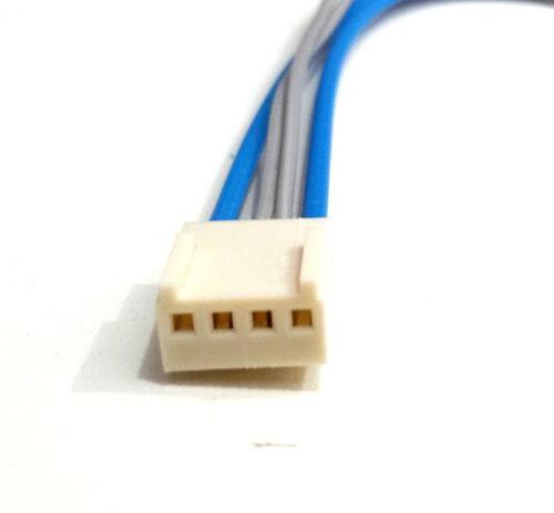 Imagem de Chicote p/ modulo amplificador falcon / stetsom - 4 fios