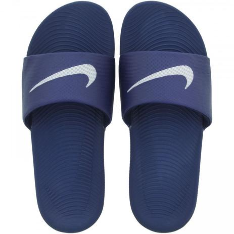 e57fba9dce5 Chinelo Nike Kawa Slide Masculino - Marinho - Tênis - Magazine Luiza