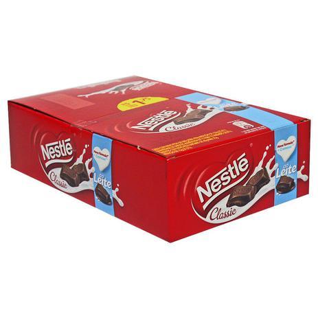 Imagem de Chocolate ao Leite Classic 25g c/18 - Nestlé