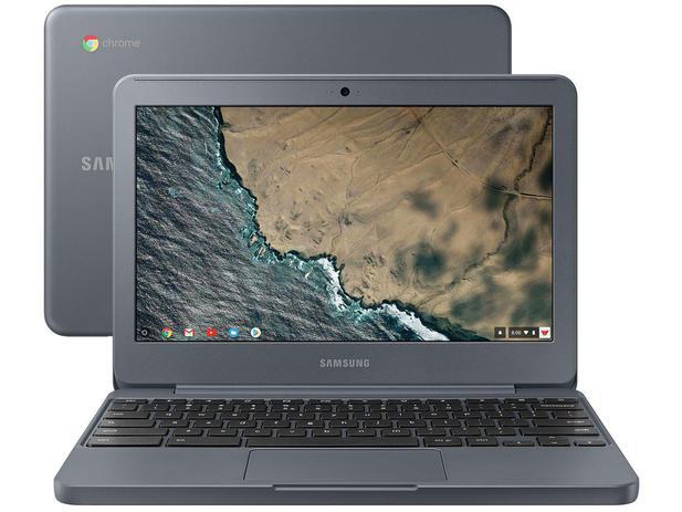 """Imagem de Chromebook Samsung XE501C13-AD3BR Intel Celeron - 4GB 32GB 11,6"""" Chrome OS"""