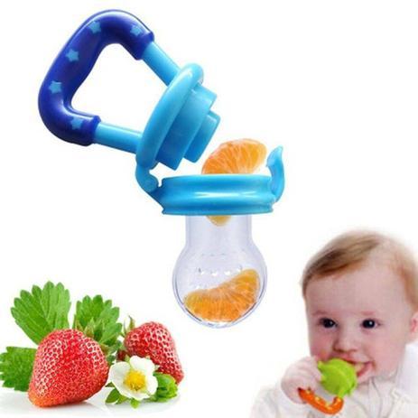 Imagem de Chupeta Alimentadora com Bico de Silicone Babypop BTJP8035 Verde