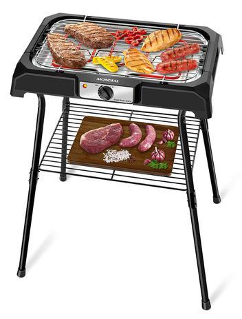 Imagem de Churrasqueira Elétrica Mondial Grand Steak  Grill CH-06