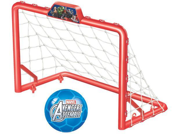 Chute a Gol Avengers - Lider Brinquedos