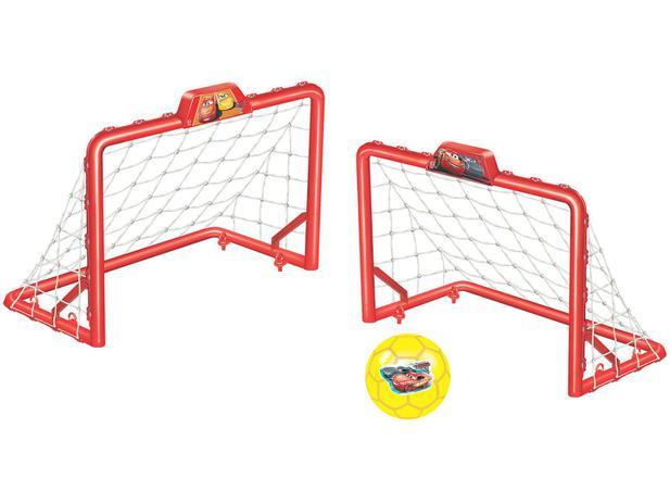 Chute a Gol Disney Carros - Lider Brinquedos