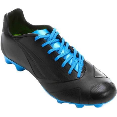 Chuteira Penalty Campo Victoria RX VI Black Volt 2141029 - Chuteira ... 713de4f49407e