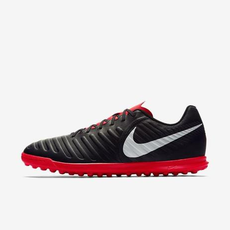 6aa39e2e9f Chuteira Society Nike Tiempo Legend 7 Club - Preta - Chuteira ...