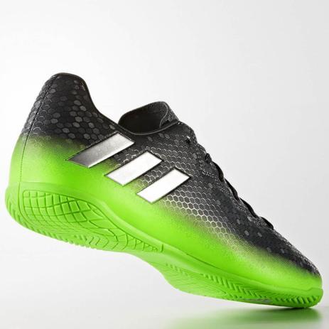 7a13fead37237 Chuteira Tênis de Futsal Adidas Messi 16.4 IN - Chuteira - Magazine ...