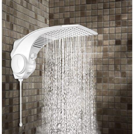 Imagem de Chuveiro Lorenzetti Duo Shower Quadra Eletrônica 220V 7500W