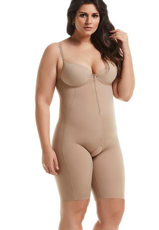 e0864b189 Cinta Modeladora com Perna Bojo e Zíper Mondress - Mondress lingerie ...