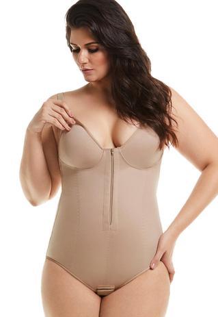 101d46f55 Cinta Modeladora de Amamentação Ziper e Abertura Mondress - Mondress  lingerie