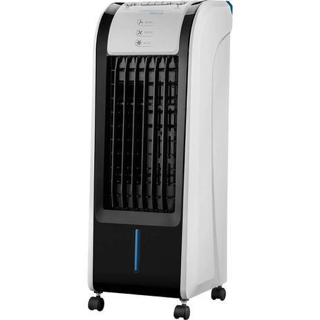 Climatizador de Ar Portátil Cadence Breeze 506 CLI506, reservatório 5.3L, 3 Vel, 2 Funções - 110V