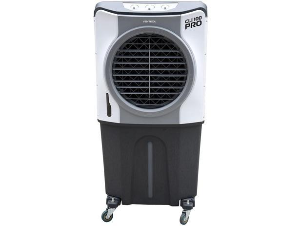 Imagem de Climatizador de Ar Ventisol Frio - Climatização 3 Velocidades CLI 100 PRO